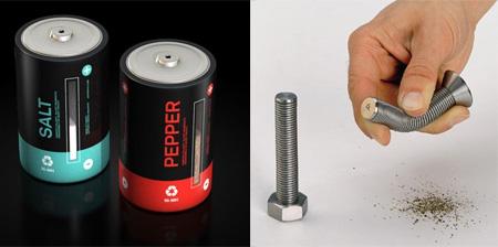 12 Unusual Salt and Pepper Shakers