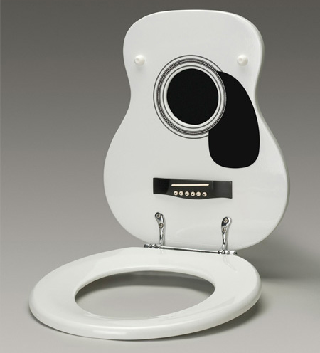 Toilet Seats for Musicians 2