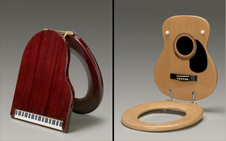 Toilet Seats for Musicians 3