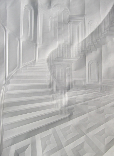 Paper Art by Simon Schubert