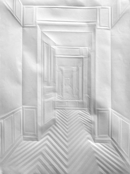 Paper Art by Simon Schubert 7