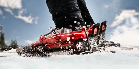 Volvo XC60 Ski Boots Ad Campaign