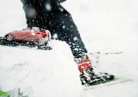 Volvo XC60 Ski Boots Ad Campaign 4