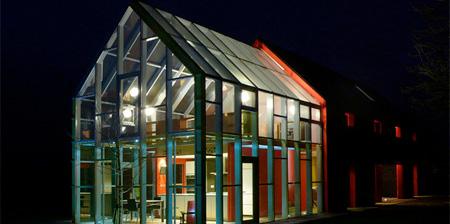 Innovative Sliding House