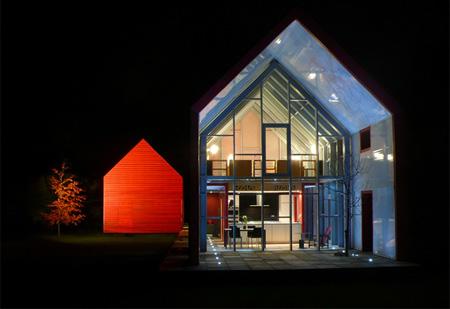 Innovative Sliding House by dRMM 2