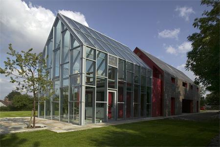 Innovative Sliding House by dRMM 3