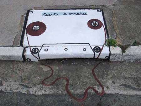 Storm Drain Art from Brazil 13