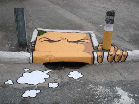 Storm Drain Art from Brazil 15