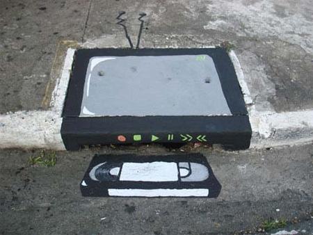 Storm Drain Art from Brazil 21