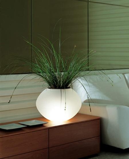 Biosfera Lamp Vase