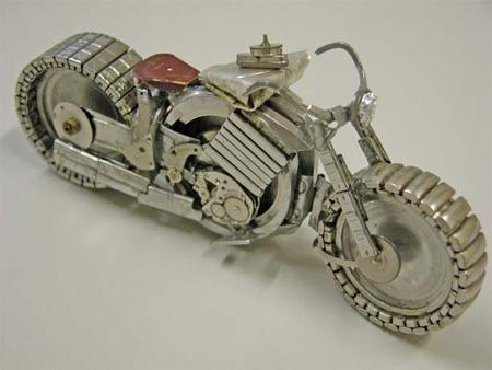 Watch Motorcycles by Jose Geraldo Reis Pfau 2