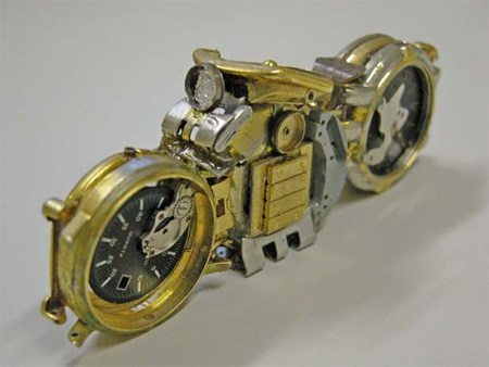 Watch Motorcycles by Jose Geraldo Reis Pfau 3