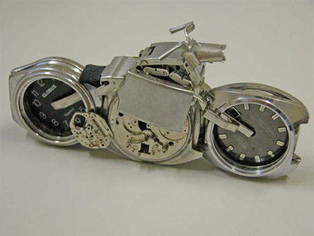 Watch Motorcycles by Jose Geraldo Reis Pfau 5