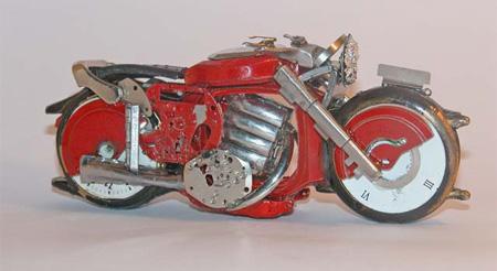 Watch Motorcycles by Jose Geraldo Reis Pfau 8