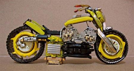 Watch Motorcycles by Jose Geraldo Reis Pfau 10