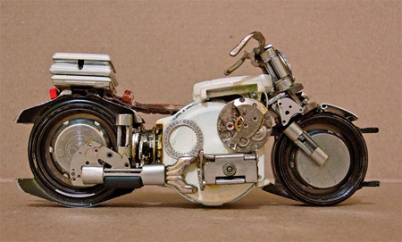 Watch Motorcycles by Jose Geraldo Reis Pfau 11