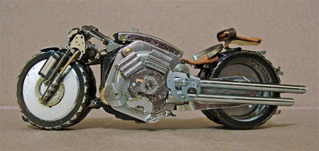 Watch Motorcycles by Jose Geraldo Reis Pfau 16