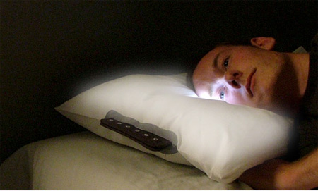 glo Pillow Alarm Clock