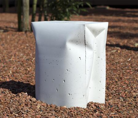 Bag Stool by Gitta Gschwendtner 2