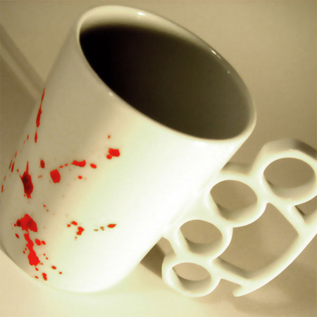Bloody Coffee Mug