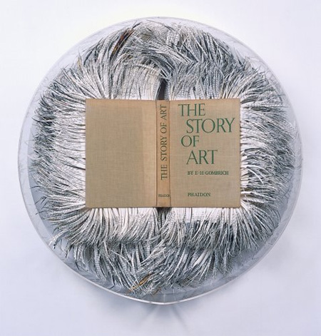 Book Sculptures by Georgia Russell