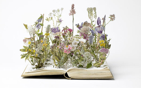 Book Sculptures by Su Blackwell 2