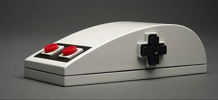 NES Controller Computer Mouse