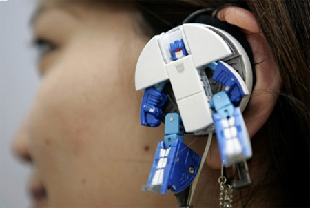 Transformers Headphones