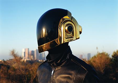 Daft Punk Robot Helmet