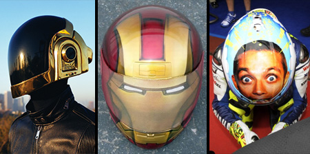 12 Unusual and Creative Helmets