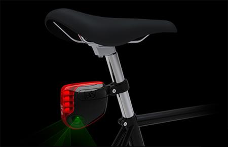 Innovative LightLane Bike Lane Concept 2