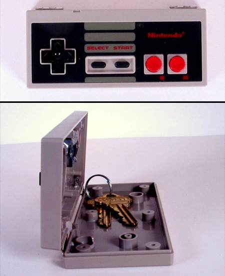 NES Controller Storage Box