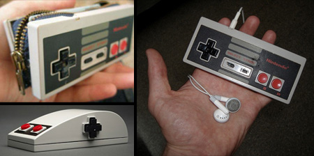 12 Products Inspired by NES Controller