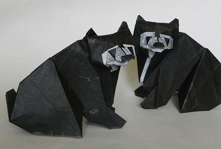 JUCUMARI Origami