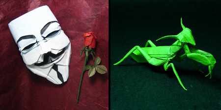 Beautiful and Creative Origami Creations