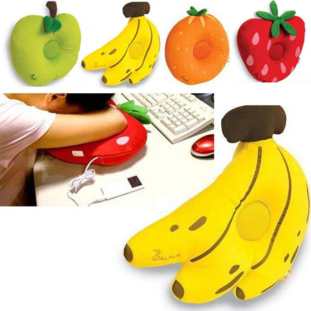 Fruit iPod Speaker Pillows