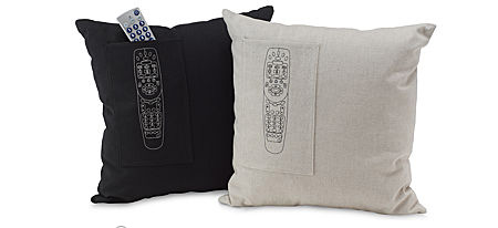 Remote Pocket Pillow