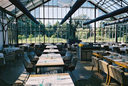 Greenhouse Restaurant in Amsterdam