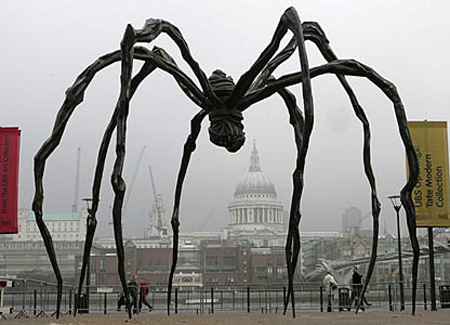 Spider Sculpture