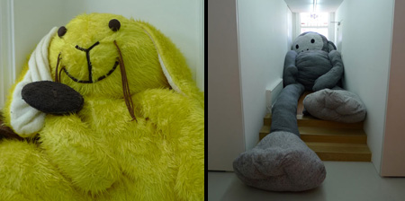 Giant Toys and Stuffed Animals