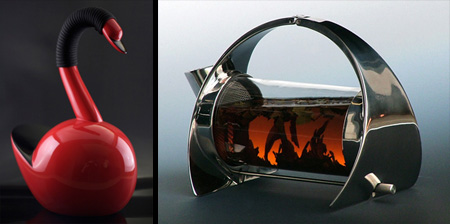 14 Unusual Teapots and Kettle Designs
