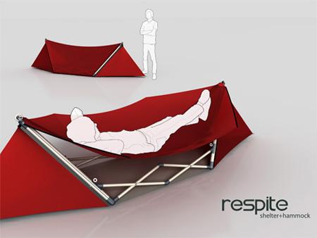 Respite Tent