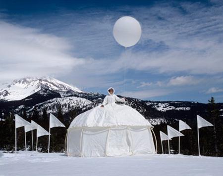 Dress Tent
