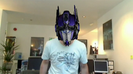 Transformers Autobots Augmented Reality