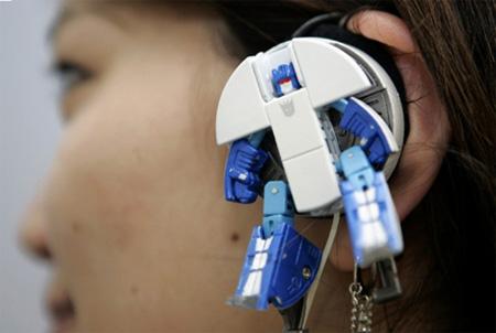 Transforming Headphones