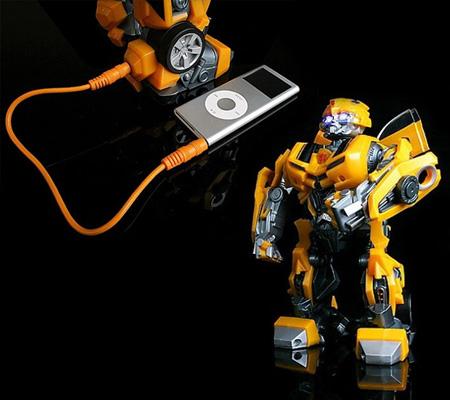 Bumblebee iPod Speaker