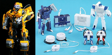 12 Gadgets Inspired by Transformers