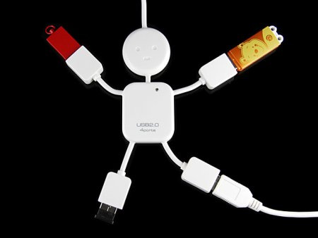Super Kid USB Hub