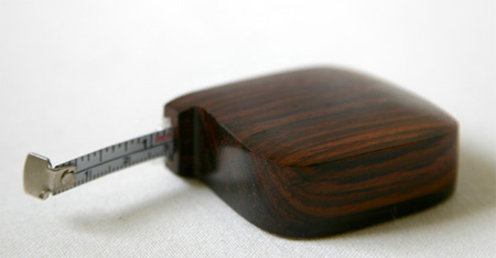 Wooden Tape Measure