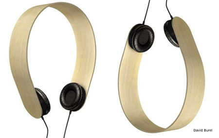 Plywood Headphones